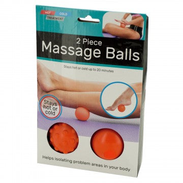 Hot & Cold Therapy Massage Balls Set
