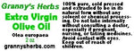 Extra Virgin Olive Oil (Olea Europaea) 2oz