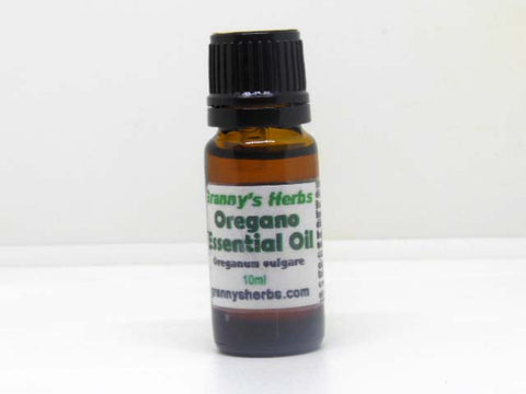 Oregano Essential Oil 10 ml, Therapeutic Grade