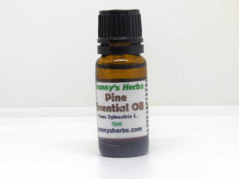 Pine Needle Essential Oil 10 ml, Therapeutic Grade