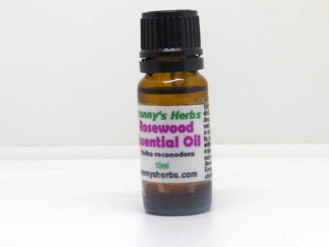 Rosewood Essential Oil 10 ml, Therapeutic Grade