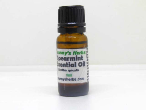 Spearmint Essential Oil 10 ml, Therapeutic Grade