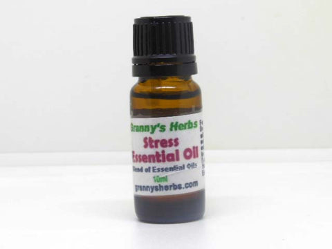 Stress Blend Essential Oil 10 ml, Therapeutic Grade