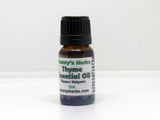 Thyme Essential Oil 10 ml, Therapeutic Grade