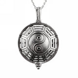 Yin Yang Locket for Aromatherapy Diffuser