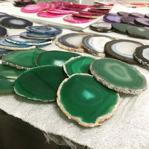 Coasters - Agate Slice (Individually Priced)