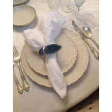 Load image into Gallery viewer, Agate Napkin Ring