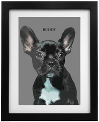 Personalised Pet Print