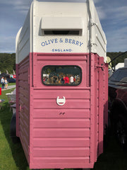 Olive & Berry Converted Horse Box