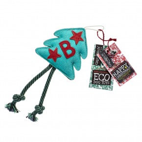 Bruce The Spruce Eco Dog Toy