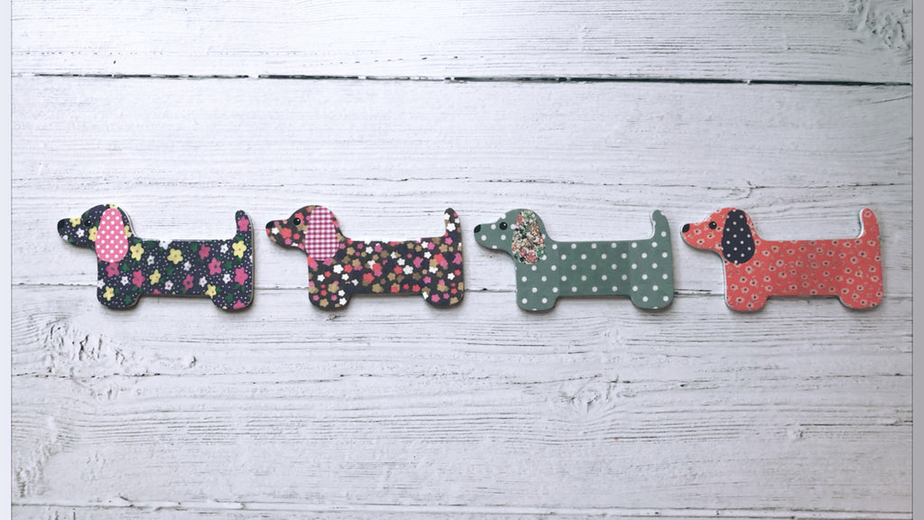 Doggy Nail Files - Pack of 4