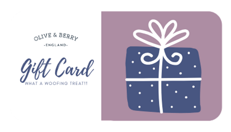 Olive & Berry Gift Card