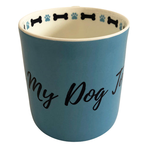 I Prefer My Dog To Humans Mug