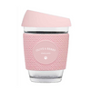 Eco-friendly Pink Reusable Coffee Cup