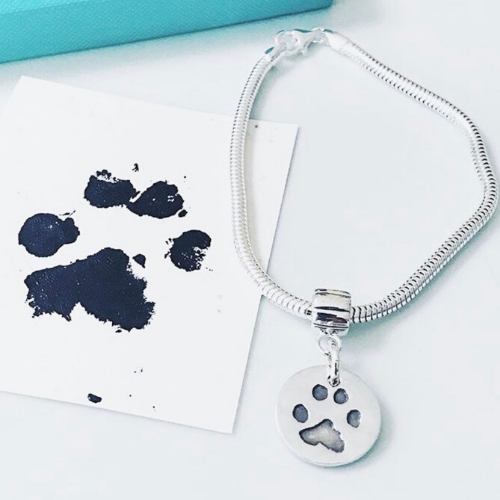 Your Dogs Paw Print Kit - Contains 6 prints