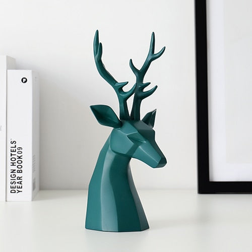 Deer Figurine For Office