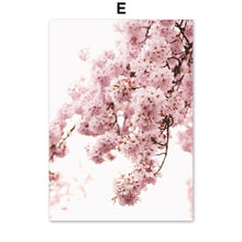 Load image into Gallery viewer, Cherry Blossoms Sky Canvas Art