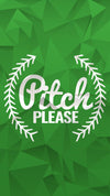 Wallpaper Wednesday - Pitch Please