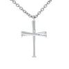 Softball Bat Cross With Chain