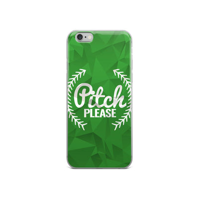 Pitch Please iPhone Case