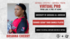 Virtual Pro - Brianna Cherry JUNE 10th