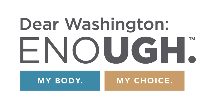 My Body. My Choice.