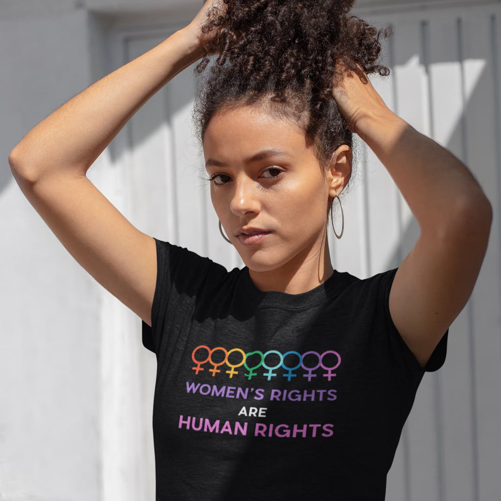 Women's Rights Are Human Rights Tee