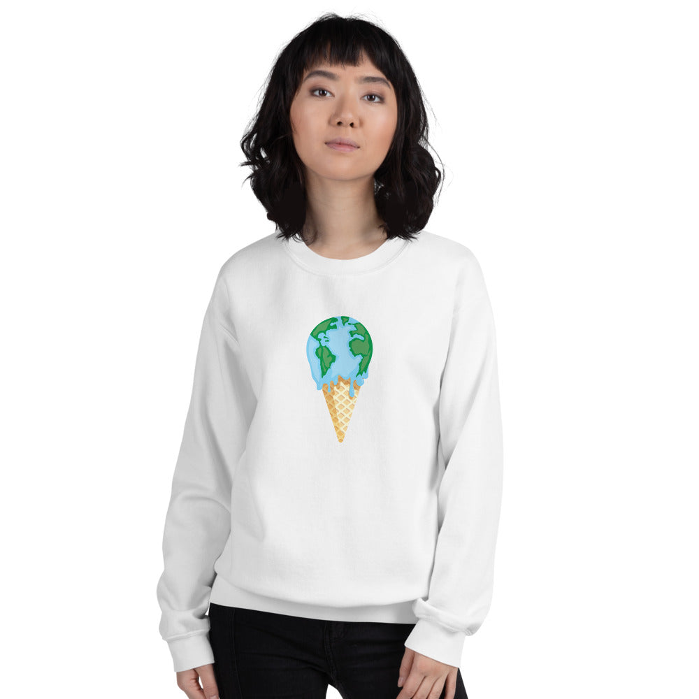 Planet Ice Cream Sweatshirt