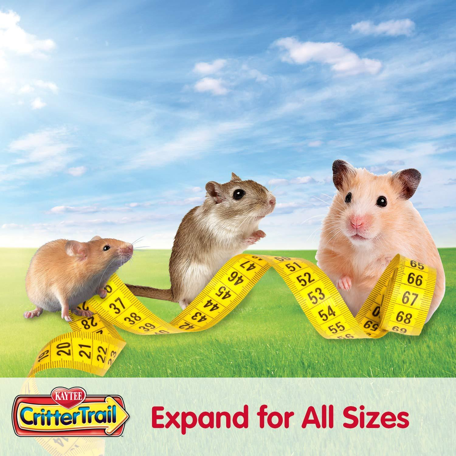 Roll over image to zoom in Kaytee CritterTrail Fun-nels Value Pack #4