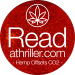 Readathriller, sustainable living