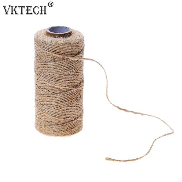 Tie me up! 100m/roll natural hemp string