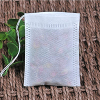 Get brewing! Make your own hemp (or any other kind of) tea. Tea bags, 100pcs, drawstring