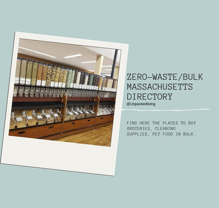 ZERO WASTE/BULK MASSACHUSETTS DIRECTORY