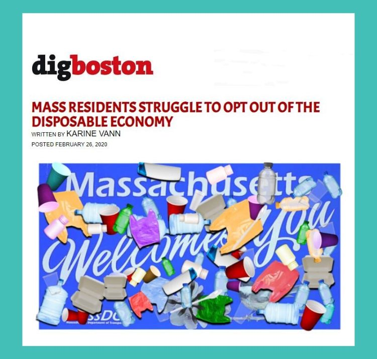 DIGBOSTON: MASS RESIDENTS STRUGGLE TO OPT OUT OF THE DISPOSABLE ECONOMY