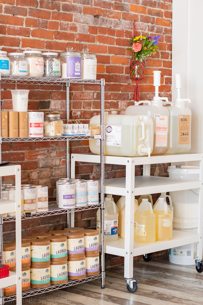 Refill Store Station