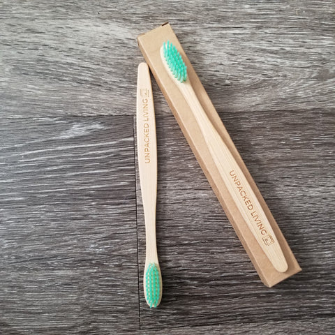 Adult Bamboo Toothbrush Soft Bristles