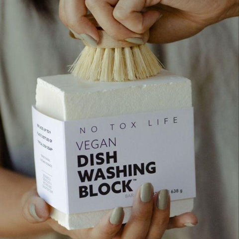 HUGE ZERO WASTE DISH WASHING BLOCK™ BAR 21.5 oz
