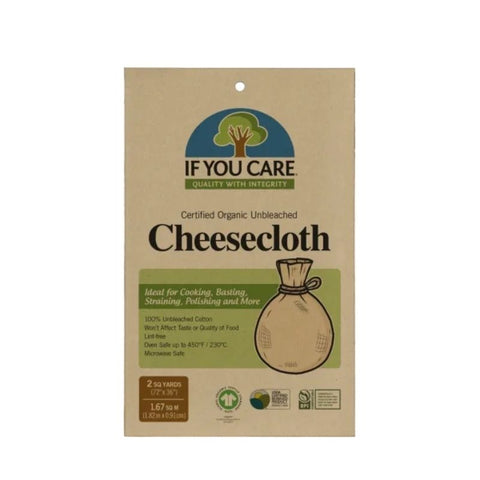 Certified Organic Cheesecloth