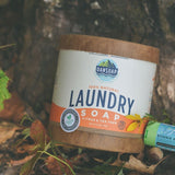 DanSoap All Natural Laundry Detergent Citrus and Tea Tree