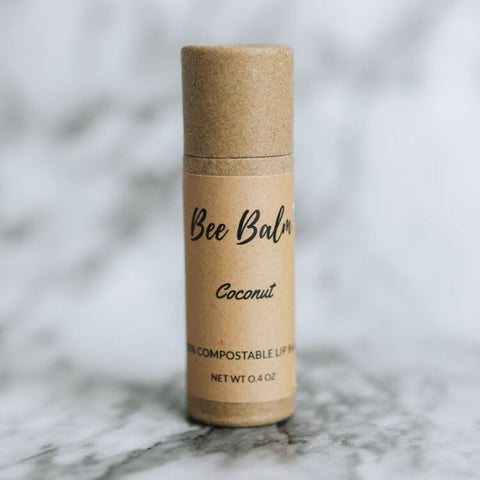 Coconut Lip Bee Balm