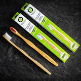 Ultrasoft Bristles Adult Bamboo Toothbrush