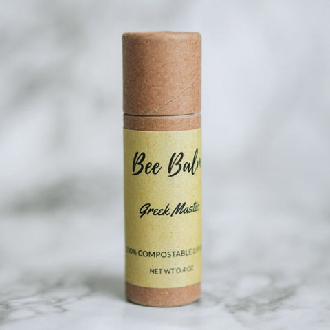 Greek Mastic Lip Bee Balm