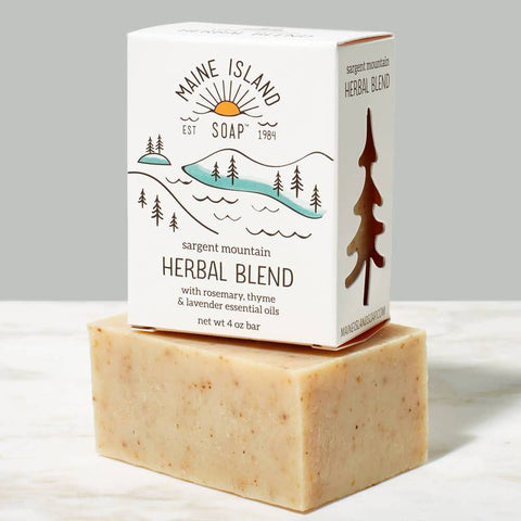 Sargent Mountain Herbal Blend Soap
