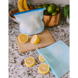 Reusable Silicone bags 3 pack