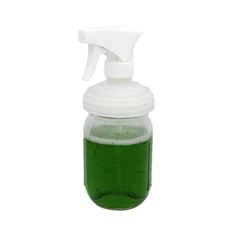 Sprayer Lid for Regular Mouth Mason Jars