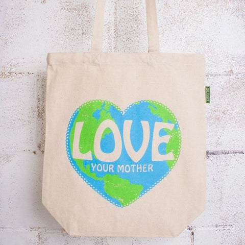 Love Your Mother Eco Tote Bag