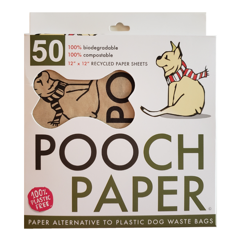 Pooch Paper - Small to Medium Size Dogs