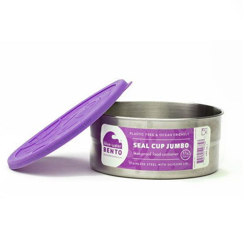 Seal Cup Jumbo Container