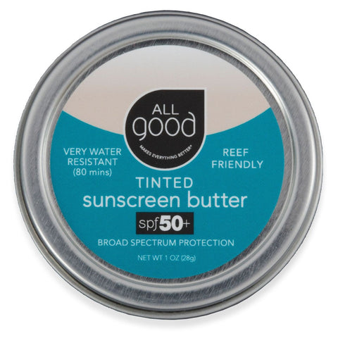 Tinted Mineral Sunscreen Butter SPF 50