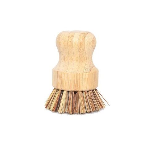 Bamboo and Sisal Pot Scrubber